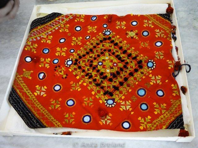 Needlework from Kala Raksha collection