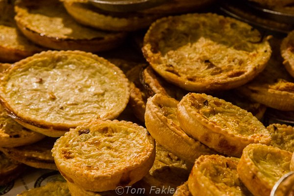 Onion pies, everywhere onion pies