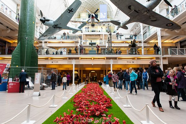 Atrium, Imperial War Museum, London