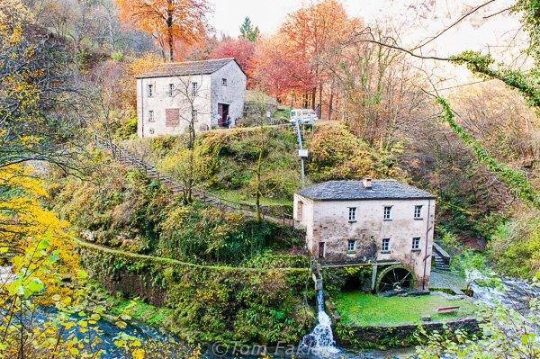 Bruxella polenta mill, Valle di Muggio, Ticino