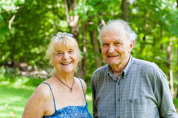 Lala and Jim Howard, master potters