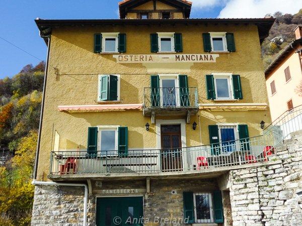 Osteria Manciana, Scutadelle, Mendrisiotto, Ticino
