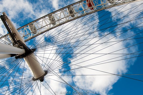 London Eye-Look up!