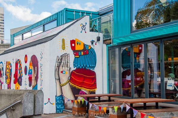 Wahaca, Mexican food in London
