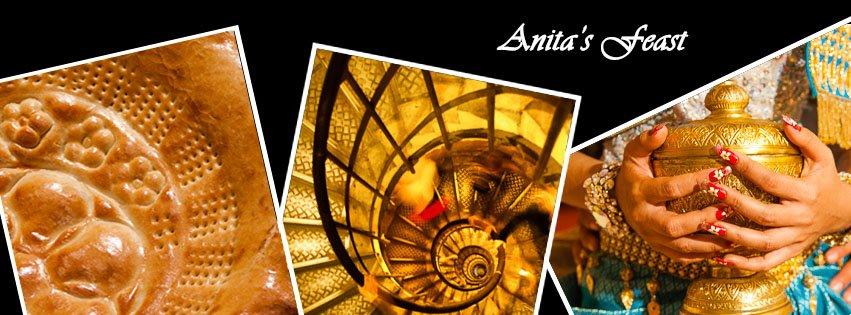 Anita's Feast on Facebook
