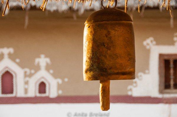 Artisanal bell, Gujarat