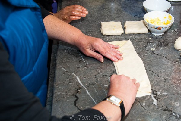 Learning to make mlaoui